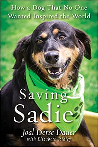 Saving Sadie Book Cover